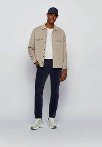 BOSS - TEMPFLASH - Long sleeved top - natural - 1