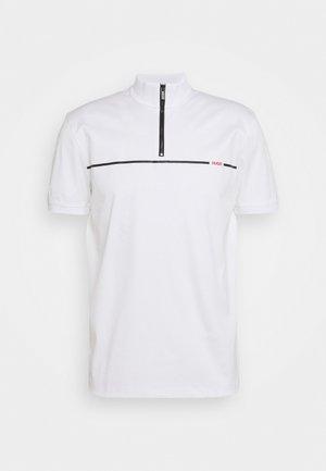DAXHAM - Print T-shirt - white