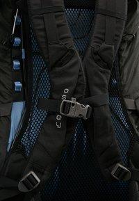 Osprey - ROOK - Mochila de trekking - black - 7