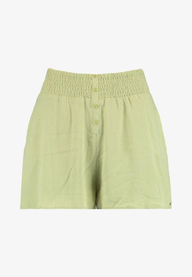 NADINE - Shorts - soft green