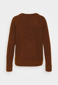 Selected Femme - Jumper - bordeaux - 8