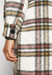 Object Tall - LONG COAT  - Classic coat - white - 4