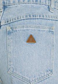Abrand Jeans - A CLAUDIA CUT OFF - Shorts di jeans - walk away - 5