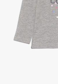Name it - NMFVEEN 2 PACK  - Langarmshirt - grey melange - 4