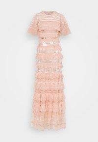 Needle & Thread - ARIANA SEQUIN GOWN - Festklänning - seashell - 7