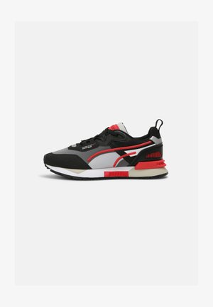 MIRAGE TECH - Trainers - black/high risk red