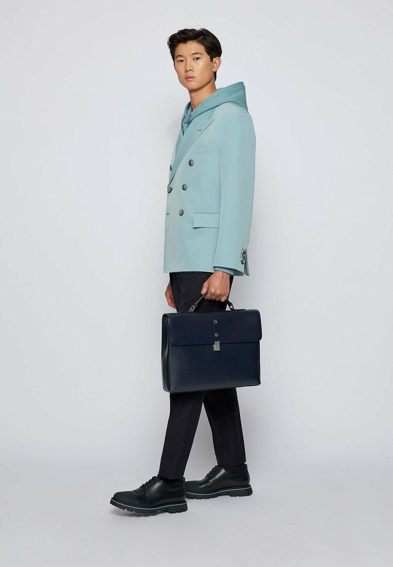 BOSS - CASCAIS - Briefcase - dark blue