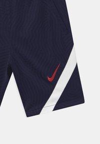 Nike Performance - FRANKREICH UNISEX - Short de sport - blackened blue/white/university red - 2
