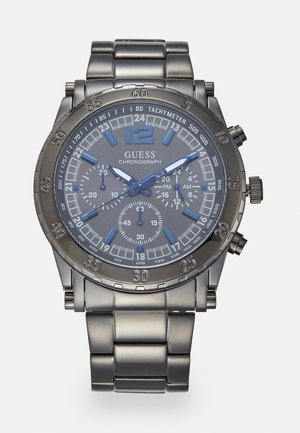 Chronograph watch - dark grey
