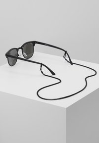 Le Specs - CHUNKY BLACK CHAIN - Muut asusteet - black - 0