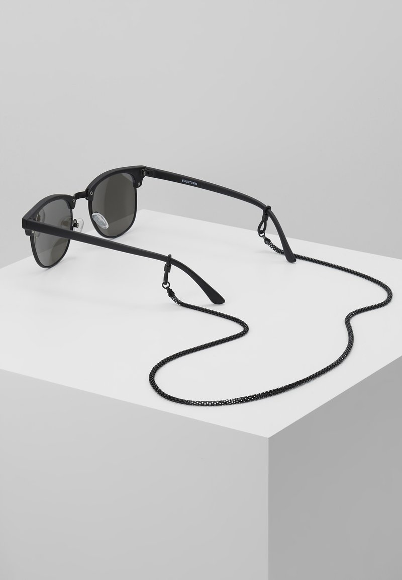 Le Specs - CHUNKY BLACK CHAIN - Other accessories - black