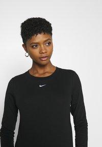 Nike Sportswear - TEE - Camiseta de manga larga - black - 3