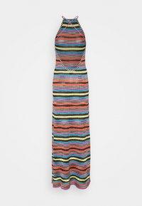 M Missoni - ABITO LUNGOSENZA MANICHE - Gebreide jurk - multi-coloured - 10
