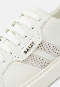 Bally - MAXIM - Tenisky - white - 4