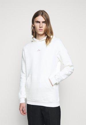 HANGER HOODIE - Sweatshirt - ecru