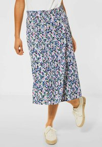 Street One - ROCK - A-line skirt - multi color - 0