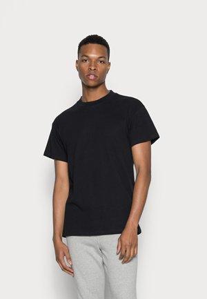 DAYLEN LOGO - T-shirt basic - black