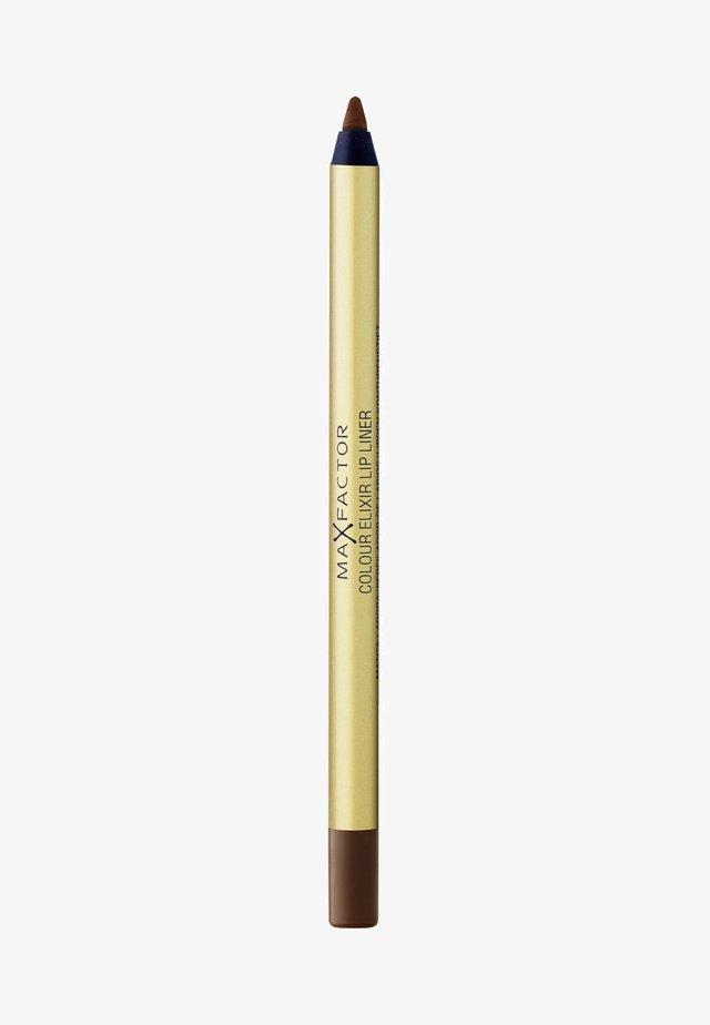 COLOUR ELIXIR LIP LINER - Crayon à lèvres - 16 brown 'n' bold