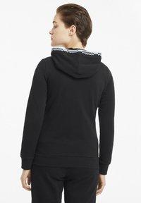 Puma - Zip-up hoodie - puma black - 2