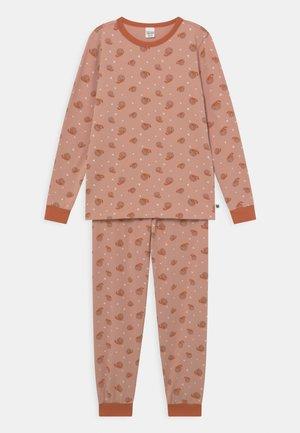 HEDGEHOG LOUNGEWEAR NIGHTWEAR EXCLUSIVE - Pyžamová sada - dream blush