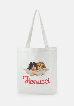 ANGELS TOTE BAG UNISEX - Shopping bag - white