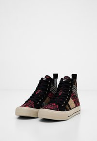 Desigual - BETA JOYA - High-top trainers - black - 3