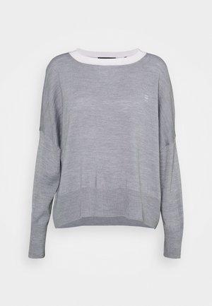CORE R KNIT - Trui - grey heather