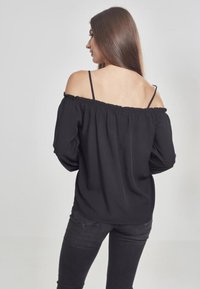Urban Classics - Long sleeved top - black - 1