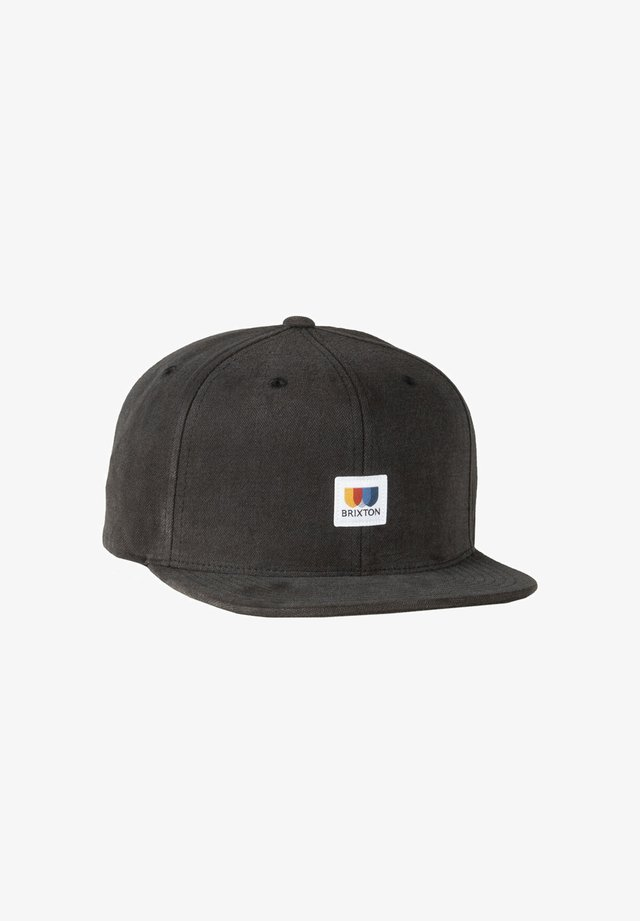 ALTON MP - Casquette - black