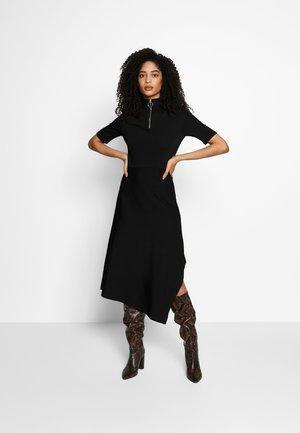ANNABELIW DRESS - Jerseykjole - black
