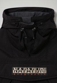 Napapijri - SKIDOO  - Veste coupe-vent - black 041 - 2