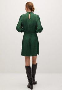 Mango - Day dress - grün - 2