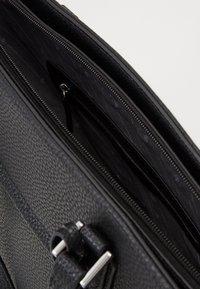 L.CREDI - ELLA - Tote bag - black - 4