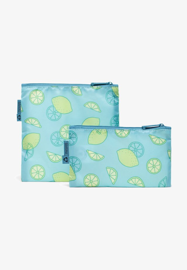 Lunch box - lime