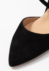 PERLATO - Classic heels - noir - 2