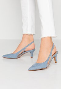 Anna Field - Klassiske pumps - blue - 0