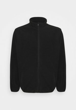 JJHYPE - Fleece jacket - black