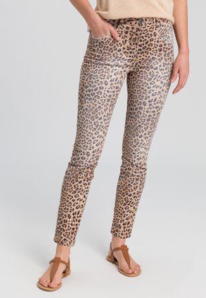 Jeans Skinny Fit - sand varied