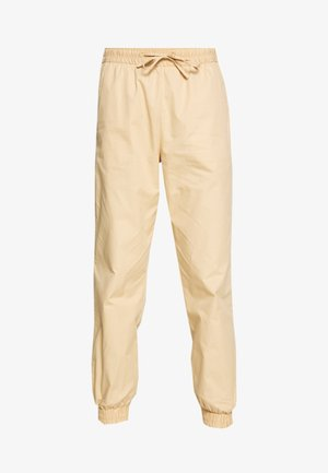 PAM TROUSERS - Stoffhose - beige