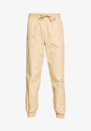 PAM TROUSERS - Kalhoty - beige