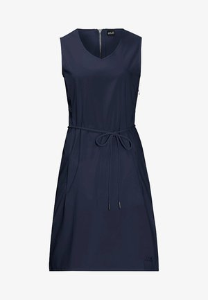 TIOGA ROAD DRESS - Sports dress - nachtblau