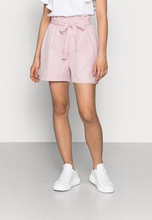 PCNINA - Shorts - old rose/cloud dancer