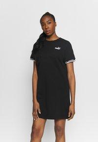 Puma - Robe en jersey - black - 0