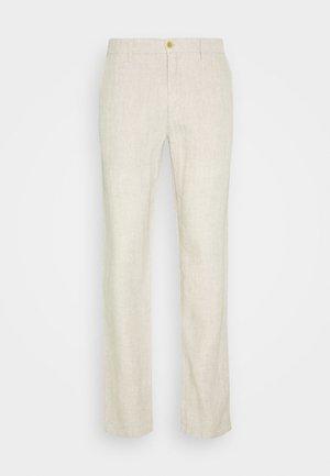 KARL  - Trousers - oat