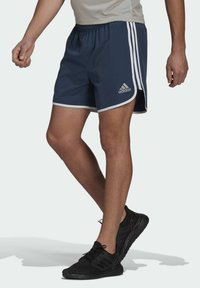 adidas Performance - MARATHON 20 SHORTS - Sports shorts - blue - 0