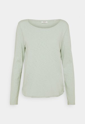 Long sleeved top - light carib