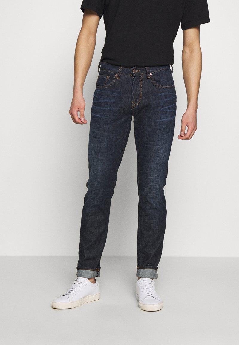 Baldessarini - JOHN - Straight leg jeans - dark blue