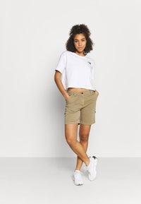 Icepeak - ARTESIA - Sports shorts - beige - 1