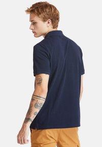 Timberland - MILLERS RIVER - Polo shirt - dark sapphire - 2