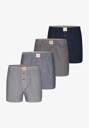 4ER PACK WEB CLASSIC - Boxershort - cool grey